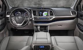 Comparison - Toyota Highlander Limited Platinum 2015 - vs - Audi ...