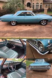 old cars 1964 dodge polara 2 door hardtop