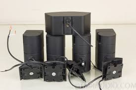 bose jewel cube speakers for sale. bose jewel cube speakers; set of 5 w/ ub-20 brackets speakers for sale o
