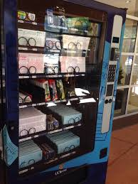Scantron Vending Machine