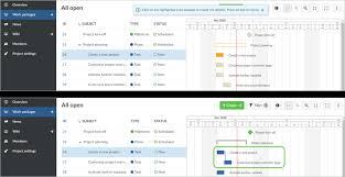 Create Gantt Chart Relations Openproject Org