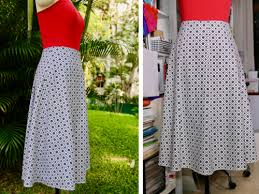 Free Skirt Patterns Adorable Easy Pleated Skirt Pattern FREE Sewalong Part 48 So Sew Easy