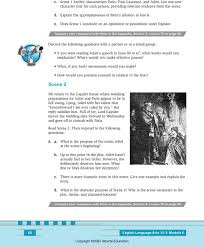 lesson 79 romeo and juliet act 4 pdf compare your responses those in the appendix section 3 lesson 79 on page