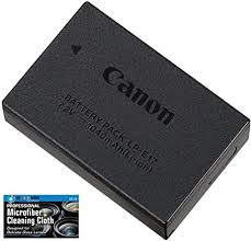 Canon LP-E17 Rechargeable Lithium-Ion Battery ... - Amazon.com