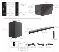 loa soundbar samsung T550 320W full box bảo hành 12 tháng: Mua bán trực  tuyến Loa thanh với giá rẻ