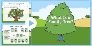tree in powerpoint what is a family tree powerpoint australian history