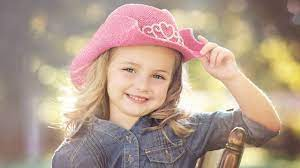Cute Baby Girl HD Wallpapers : Amazon ...