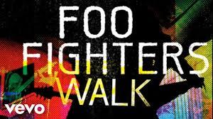 Foo Fighters Walk Wasting Light Lyrics Foo Fighters Walk Audio