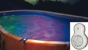 Aurora Color Changing Light for Ground Pools