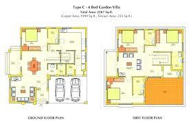 home floor plan designer full size of modern villa floor plan design houses plans designs and