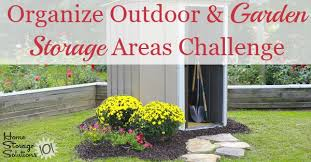 outdoor gardening. Step By Instructions For Organizing Your Outdoor And Garden Storage Areas Including Gardening Shed