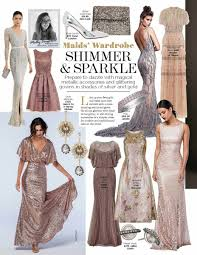 Steffy Dress By Ariella Featured In The Latest Issue Of You