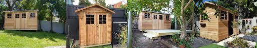 timber sheds