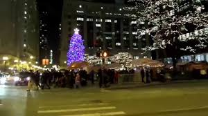 christmas tree lighting chicago. #Chicago #Christmas Tree Lights Up Daley Plaza 11-25-2014 (1) - YouTube Christmas Lighting Chicago
