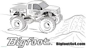 Car And Trucks Coloring Pages Unique Coloring Pages Monster Trucks