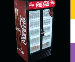 Koolatron Mini Vending Machine Mesmerizing Coca Cola Cooler Retro Fridge Kbc48 Vending Trussdesign