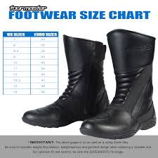 Tourmaster Motorcycle Apparel Gear Sizing Charts