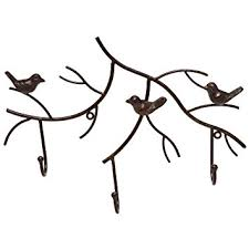 Metal Tree Coat Rack Amazon Wall Mounted Rustic Bronze Decorative Metal Tree Branch 73