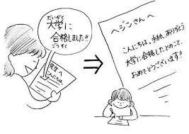 41 ということだ 日本語教育のためのイラスト教材
