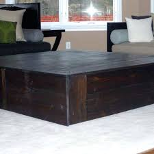 square living room tables hand crafted square reclaimed coffee table by sway perspectives large square living square living room tables