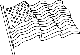 American Flag Coloring Pages For Kindergarten Elegant Heart American
