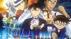 ENG FANSUB] HIROOMI TOSAKA - BLUE SAPPHIRE (Detective Conan: The Fist o...  | Detective conan, Detective conan opening, Conan movie