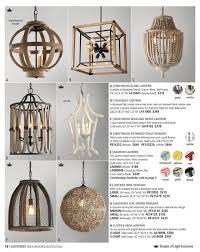 weathered wood a b c a mini wood globe lantern available in weathered wood