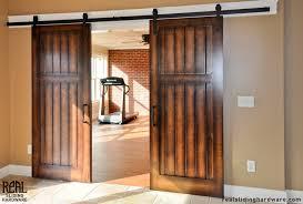 bedroom exterior sliding barn door track system. Exterior And Interior Sliding Barn Door Hardware Kits Bedroom Track System L