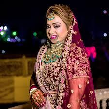 bridal makeup artist in vasant kunj