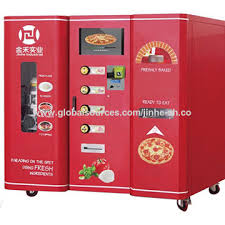 Vending Machine Pizza Mesmerizing Pizza Vending Machine Global Sources