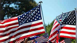 4 Luglio Giorno dell'Indipendenza Americana all'insegna del Covid19