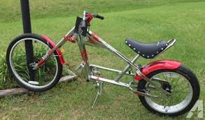 schwinn stingray orange county chopper bike 2004 for sale in