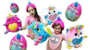 Игры для девочек с RainBoCorns surprise (Реинбокорнс ...