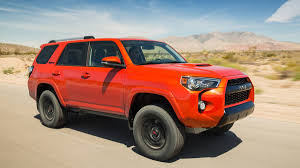 Where we're going, we don't need roads: 2015 Toyota 4Runner 4x4 ...
