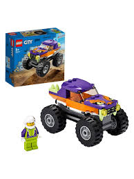 <b>Конструктор LEGO City</b> Great Vehicles 60251 Монстр-трак LEGO ...
