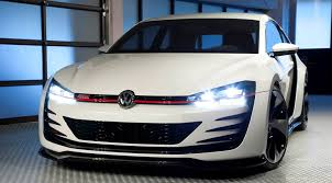 volkswagen golf gti concept. vw design vision golf gti (2013) car review volkswagen gti concept