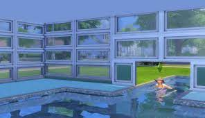 the sims 4 building landscaping pools