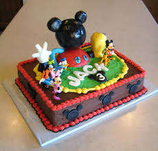 Mickey Birthday Cake Ideas And Minnie Wherecanibuyviagraonlineus