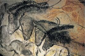 grotte chauvet cave paintings chauvet cave aurochs horses and rhinos vallon pont darc c