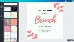 Free Customizable Invitation Templates Invitation Maker Design Your Own Custom Invitation Cards 4