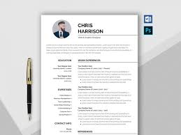 free online resume writing free professional resume template in word psd format