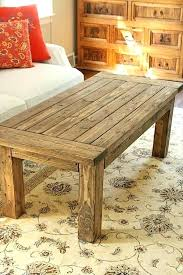 how to make a coffee table from a pallet recycled pallet furniture unique ideas pallets coffee