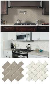 home depot backsplash arabesque tile kitchen