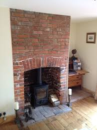 the most brilliant old brick fireplace designs