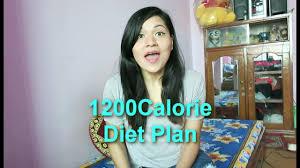 Diet Plan For Female 1200 Calories Nepali Female Fitness Krisha Shrestha