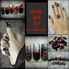 SHOP — Gothic Nail Art by NeverTooMuchGlitter
