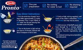 barilla spa barilla pronto half cut spaghetti oz com barilla pasta  barilla pronto half cut spaghetti oz com