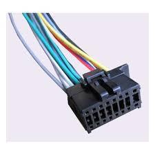 amazon com pioneer wire harness deh x3600ui deh x36ui deh x4600bt pioneer power cord harness speaker plug for receiver cdp1480 deh x6500 deh x5500hd deh x55hd by xtenzi