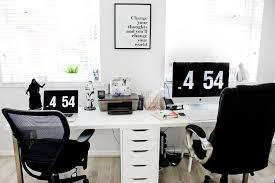 home office home ofice interior. Modern Office, Office Desk, Chairs, Ikea Home Ofice Interior