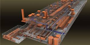 architectural engineering models. Value Promise: 3D Object Models Of The Facilities And Their Utility Infrastructure Were Developed Shared With Contracting Partners Proving Architectural Engineering R